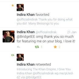 Indira Khan